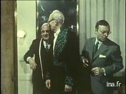 Essai des habits d'académicien pour Claude Lévi-Strauss | Archivance - Miscellanées | Scoop.it