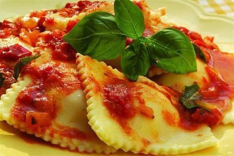 3 platos presentes en nuestros sueños GLUTEN FREE!:crepes,pizza y raviolis ya en tu mesa | Gluten free! | Scoop.it