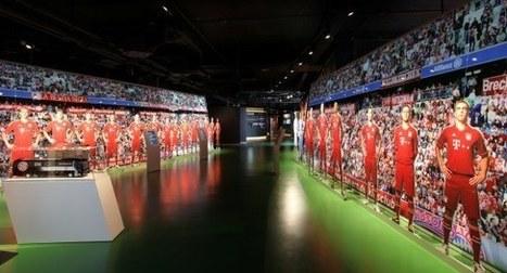On a testé pour vous le musée du Bayern Munich   Coté Vestiaire - Blog sur le Sport Business   Scoop.it