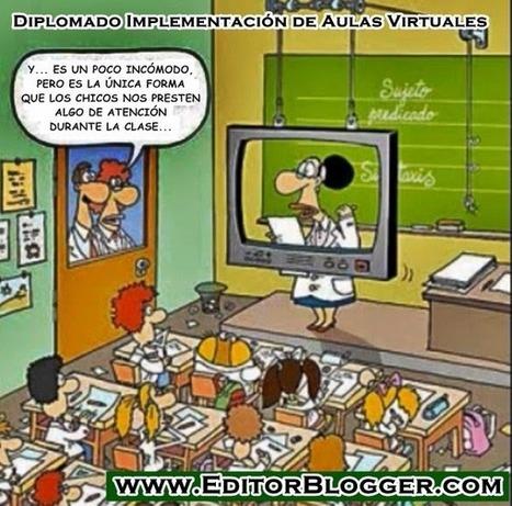 Campus Virtual: Internet Para Educ@r | #REDXXI | Scoop.it