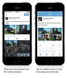 Twitter donne plus de place a l'image - Les outils de la veille | Music Industry | Scoop.it
