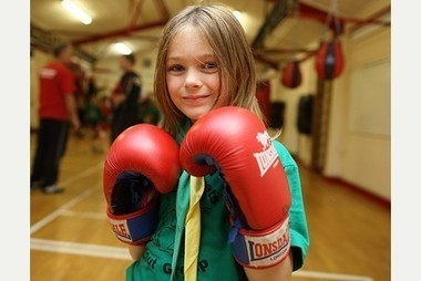 Introductory boxing classes for women and girls in Shepton - Shepton Mallet Journal | Personal Training | Scoop.it