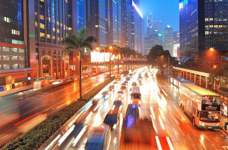 Mobilier urbain connecté : Alcatel-Lucent et JCDecaux s'allient pour développer ensemble   Le bonheur aujourd'hui   Scoop.it