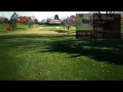 GolfSight by SkyDroid - Augmented Reality Golf | Augmented Reality News and Trends | Scoop.it