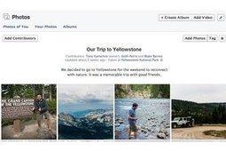 Facebook expérimente les albums photos collectifs - Europe1   graph search facebook   Scoop.it