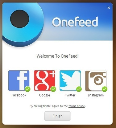 Gather and Monitor Your Favorite Web, Social and RSS News Sources with OneFeed | Mídias Sociais | Scoop.it