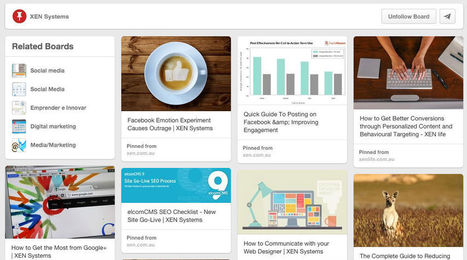How to Use the New Pinterest Analytics | XEN Systems | Online Marketing | Scoop.it