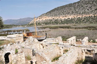 Ancient city of Andriake opens partially to tourists | Monde antique | Scoop.it