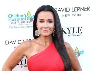 "Kyle Richards Shows Her ""O"" Face to the World! (VIDEO) - Sexy Balla 