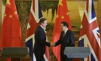 Business chiefs join David Cameron in China to drum up trade | BUSS4 Research | Scoop.it