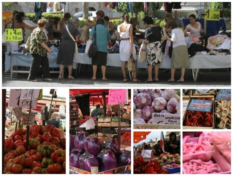 A Palermo market taste of the Orient | Italia Mia | Scoop.it