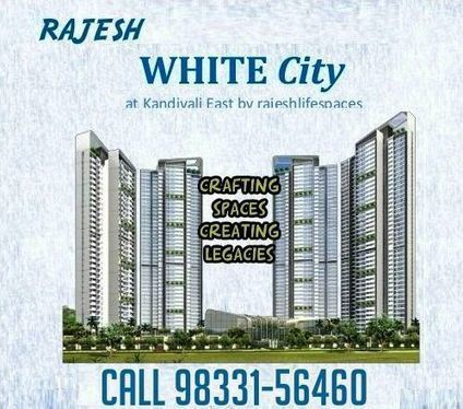 Rajesh White City Kandivali East | Real Estate | Scoop.it