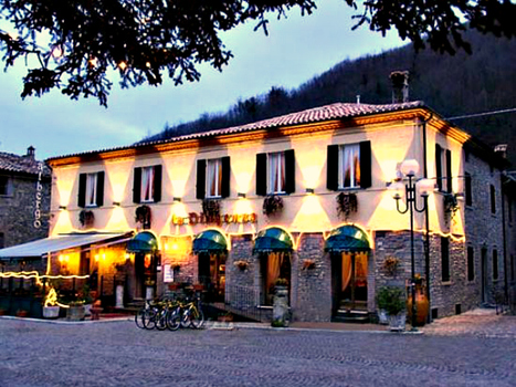 Best Le Marche Accommodations: La Diligenza, Borgo Pace | Le Marche Properties and Accommodation | Scoop.it