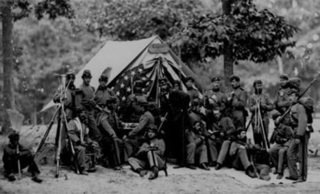 How Did Gettysburg Smell? How Did Vicksburg Taste? A Sensory History of the Civil War. | Walkerteach History | Scoop.it