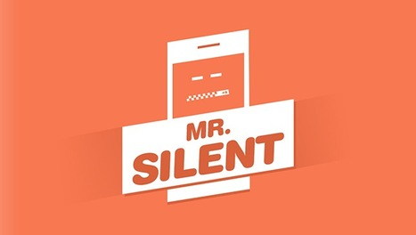 Mr. Silent, Auto silent mode | Android & IOS  Application Development | Scoop.it