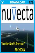 Treeline North America: Michigan   PC Aviator Flight Simulation News   Scoop.it