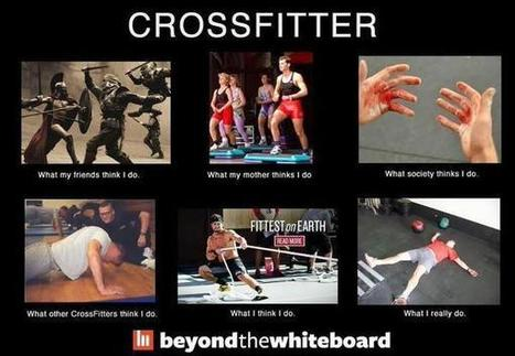 Crossfitter | What I really do | Scoop.it