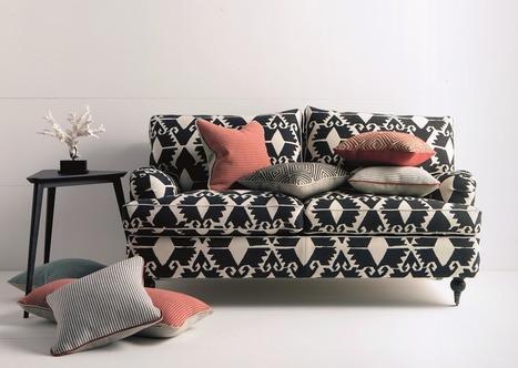 nobilis une marque de tissu d 39 ameublement de. Black Bedroom Furniture Sets. Home Design Ideas