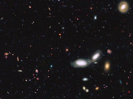 There are 10x more galaxies out there than we thought | Communicating Science | Scoop.it