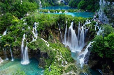 Croatian Falls | Landscapes of the world | Scoop.it
