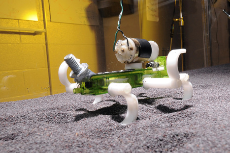 Meet the 6-legged robot lizards that may one day roam Mars | (I+D)+(i+c): Gamification, Game-Based Learning (GBL) | Scoop.it