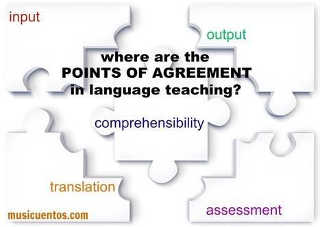 Where are the points of agreement in language teaching? | TELT | Scoop.it