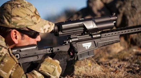US Army buys 6 self-aiming smart rifles for evaluation   Robots and Robotics   Scoop.it