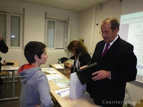 Des tablettes aux collégiens   Les OUTICE(s)   Scoop.it