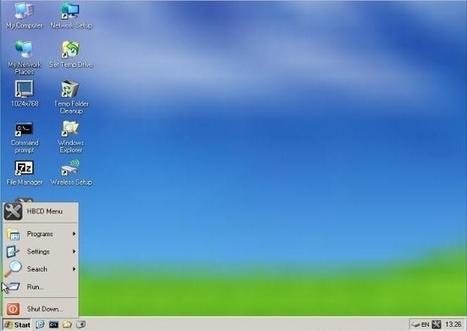 Hirens BootCD 15.2 USB 2013 - todo en un solo CD - Proyecto Byte | Formazionx | Scoop.it