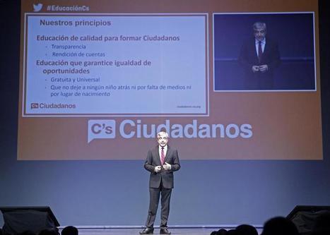 La educación neoliberal de Ciudadanos   La Mejor Educación Pública   Scoop.it