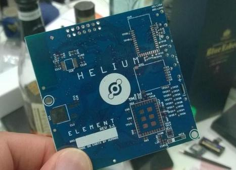 Shawn Fanning's connected hardware platform Helium raises nearly $16M - VentureBeat | Momenta: Cultivating a Connected Future | Scoop.it
