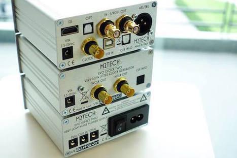 M2Tech Evo Two : une gamme évolutive, abordable, qui monte au sommet de l'art audionumérique | ON-TopAudio | Scoop.it
