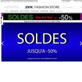 Codes promo Zinefashionstore valides et vérifiés à la main | codes promo | Scoop.it