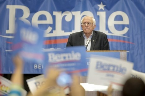 Bernie Sanders draws more than 7,500 people in Portland, Maine | enjoy yourself | Scoop.it
