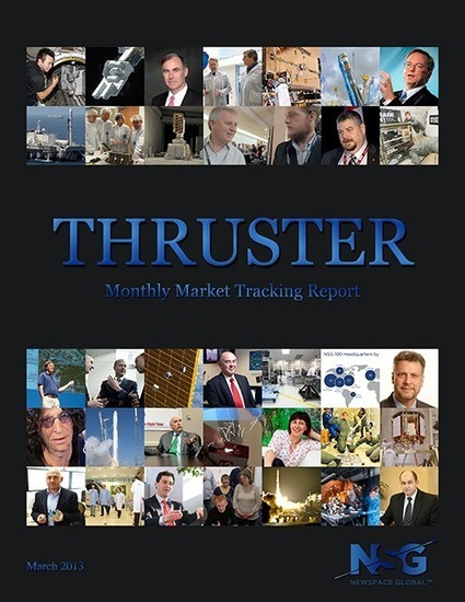 The March 2013 Issue of THRUSTER is now online | More Commercial Space News | Scoop.it