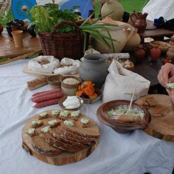 Ath: ce midi, on mange romain | Archéologie - Langues et Cultures de l'Antiquité | l'histoire | Scoop.it