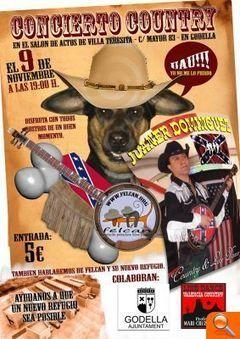 Concierto country benéfico a favor de Felcan - el periodic | Line Dance | Scoop.it