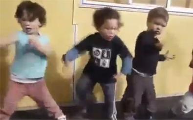 Un Haka des enfants qui fait très peur ! - RTL.fr   éducation des enfants   Scoop.it