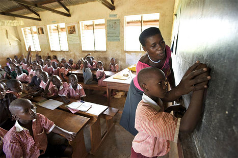 On World Teachers' Day, UN flags need for 1.7 million more teachers to reach universal primary education by 2015 | Connect All Schools | Scoop.it