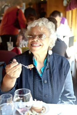 Dorothy Flood: 75-year-old Enjoys Dining Car Meal Denied 65 years Ago | Our Black History | Scoop.it