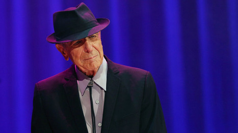 Readers' Poll: The 10 Best Leonard Cohen Songs - RollingStone.com | Songwriting Music Worship and Guitars | Scoop.it