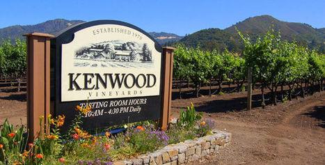 Pernod Ricard achète les vignobles californiens Kenwood | Route des vins | Scoop.it