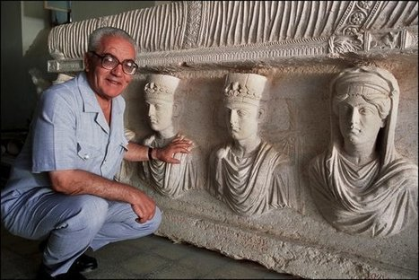 ISIS Beheads Elderly Archeologist In Palmyra, Syrian Official Says | Upsetment | Scoop.it