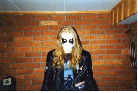 Thurston Moore on the Legacy of Black Metal Gods, Mayhem | The Creators Project | Black Metal | Scoop.it