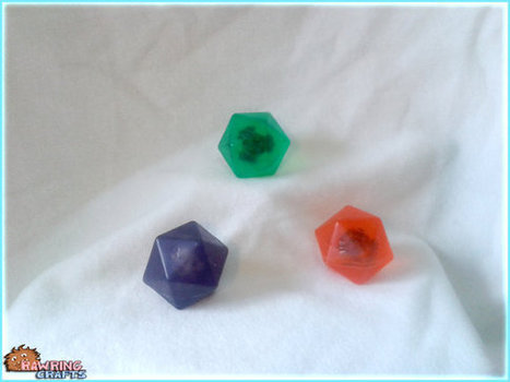Savons D20, critiquement propres !   And Geek for All   Scoop.it