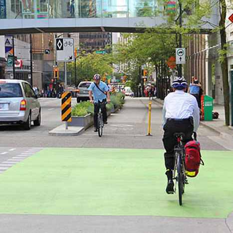 The Innovation That Will Inspire Millions More People to Bike | Suburban Land Trusts | Scoop.it