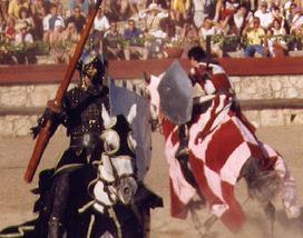 Justas y Torneos medievales | Artes, Música y Deportes en el Medioevo | Scoop.it