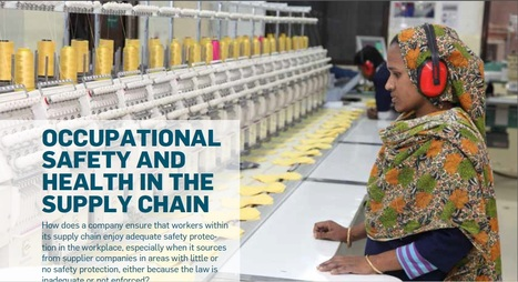 Bangladesh Tragedy Reinforces Need for Corporate Action to Ensure Health and Safety in Supply Chains | Sustainability Science | Scoop.it