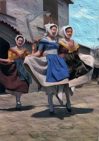 Le rigaudon, danse provençale jadis controversée | Rhit Genealogie | Scoop.it