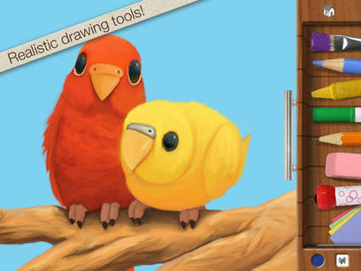 Top 10 Drawing Apps for Pre-Schoolers | Top iPad Apps & Tools | Scoop.it